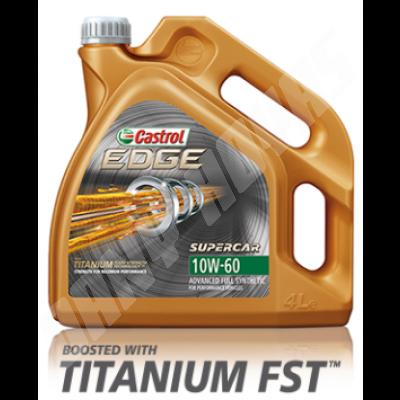 huile castrol edge supercar 10w60 en bidon de 5 litres