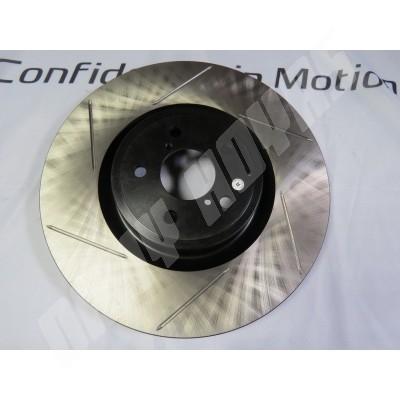 disques de freins avant stoptech rainures  gt 99-00 et wrx+brz et versions diesel la paire