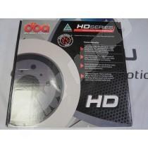 disque de frein dba arriere lisse serie 4000 wrx 2001-2007