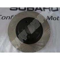 disques de freins avant  stoptech lisses gt 99-00 et wrx +brz et versions diesel la paire
