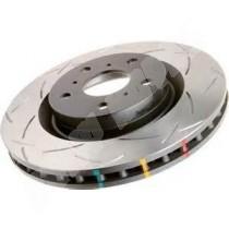 disque de frein avant dba rainuré serie 4000 sti 2002-2016