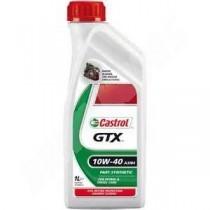 huile castrol gtx 10w40 en bidon de 1 litre