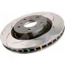 disques de freins avants dba rainures serie 4000 gt sans abs et wrx de 1999 a 2010 brz et gt 86 +versions diesel