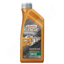 huile castrol edge supercar 10w60 en 1 litre