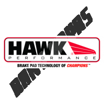 plaquettes de freins arrieres hawk hp+  subaru impreza wrx 2001-2007