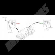 Capteur de réglage de phare avant SUBARU WRX/STI 06-07