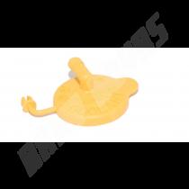 bouchon de Goulotte de remplissage de bocal de trop plein subaru impreza gt 1994-2000