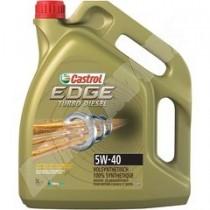 huile castrol 5w40 edge en bidon de 5 litres