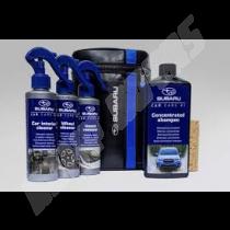 kit de produits de nettoyage subaru