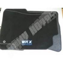 jeu de tapis wrx 2001-2007 conduite a droite