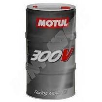 huile motul 300v 15w50 en fut de 60 litres