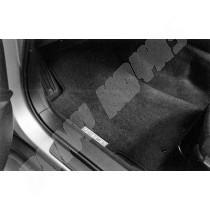 jeu de tapis luxe noir forester 2008-2012
