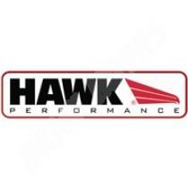 plaquettes arrieres hawk hp+ impreza sti 2002-2017 etriers brembo
