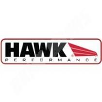 plaquettes arrieres hawk hp+ impreza wrx 2001-2007