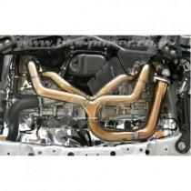 Collecteur inox HKS pour Subaru BRZ et Toyota GT86