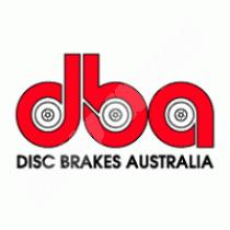 Disque arrière lisse DBA 4000 subaru STI 2008-2017