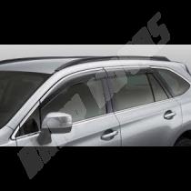 deflecteurs de vitres subaru outback 2015 2018