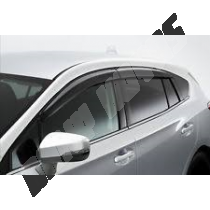 deflecteurs de vitres subaru xv 2018
