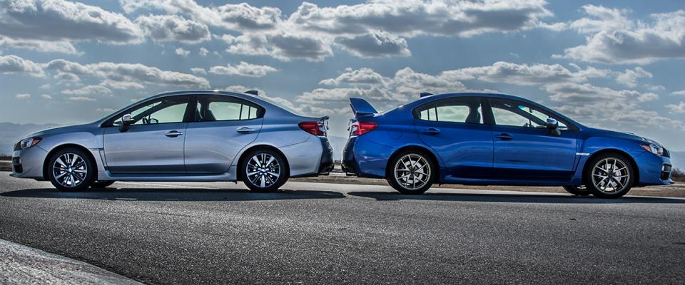 Subaru Impreza STI 2015