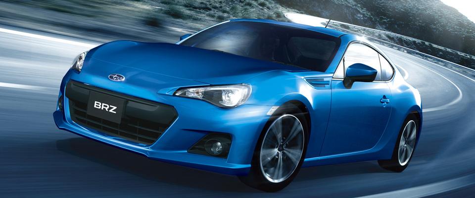Subaru BRZ à 360°